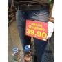 Calça Jeans Modelo Tradicional Marca Oxigênio