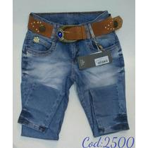 Calça Jeans Nova Oppnus Feminina Coleção 2016