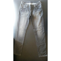Calça Black Jeans Feminina Com Glitter Da Zoomp