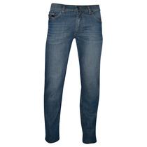Calça Mormaii Jeans Denim Blue Regular Fit Lançamento