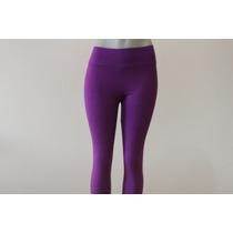 Kit Academia - 5 Calças Legging E 5 Blusas Nadador Feminina