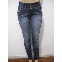 Calça Jeans Republica Mix Etiq Tam 44 Melhor Para Tam 40