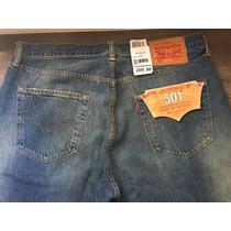 Levis Calça Jeans Modelo 501 W36 L34 - 5011471