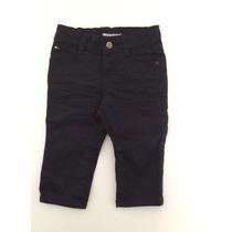 Tommy Hilfiger Calca Jeans Preta Infantil Feminino 6 Meses