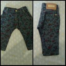 Lote Calça Jeans Tamanho 3-6 Meses