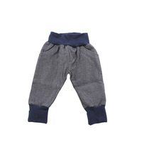 Calça Jeans Bebê Menino Kidins Tam. Rn E M Frete Grátis