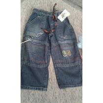 Calça Jeans Bebês Meninos Infantil Mijão Body Oportunidade