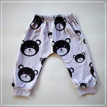 Calça Bebê Saruel Ursinhos Em Malha - Produto Exclusivo