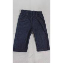 Calça Jeans Bebê 6-9 Meses Nova