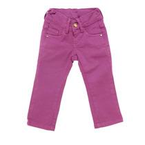 Calça Jeans Infantil Menina Uva Carinhoso C62036