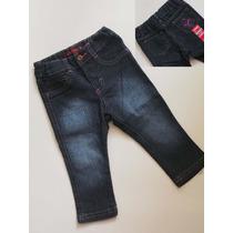 Roupa Menina Calça Jeans Bebê Importada 18 Meses