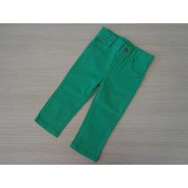 Calça Tigor T Tigre Baby Jeans Verde