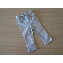 Calça Jeans Baby Lilica Ripilica Com Cos De Elástico