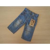 Calça Tigor T Tigre Baby Jeans Claro