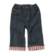 Calça Jeans Masculina Crazy 8 - Tam 12-18 M
