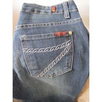 Calca Jeans 7 For All Mankind Dojo Tamanho 28
