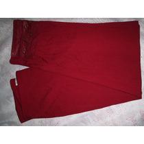 Calça Pantalona Malhatamanho G