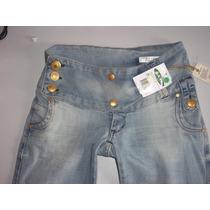 Calça Jeans R.i.19 Modelo 47569 - Pronta Entrega