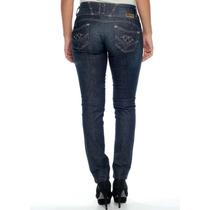 Sawary - Calça Jeans Feminina Skinny Levanta Bumbum