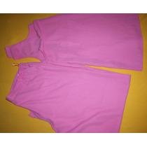 Calça Pantalona C/ Blusa Cleuzete Campos Tamanho Gg