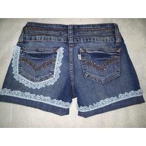 Short Jeans Customizado Numero 40