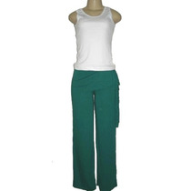 Atocadosgatos - Calça Pantalona C/laço P A Gg (veste Até 52)