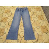 Calça Jeans M.officer Tamanho 36 Azul Hip Fit Otimo Estado