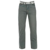Jeans Pierre Cardin Belted Original/nova/importada/p.entrega
