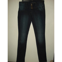 Calça Jeans Da Blue Steel (renner) C/ Bordados Tam 40