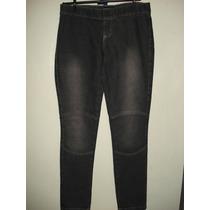 Calça Jeans Da Marisa City C/ Elastano Tam 42