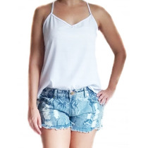 Short Jeans Cia Fashion