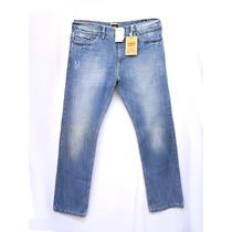 Calça Jeans Masc. Grife Mr. Kitsch Nova E Original
