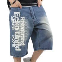 Bermuda Jeans Ecko Unltd Importada
