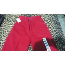 Calça Wrangler Jeans Vermelha 14mwznt Slim Fit- Frete Grátis