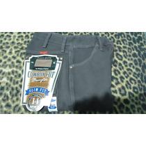 Calça Wrangler Jeans Marrom -14mwzsu Slim Fit Frete Grátis.