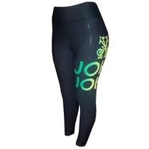 Calça Legging John Preta J1619 - Frete Grátis