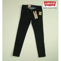 Calça Denim Legging Skyler Levis Kids