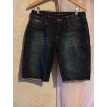 Bermuda Jeans - Gregory Denim