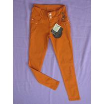Calças Jeans Coloridas Skinny Premium