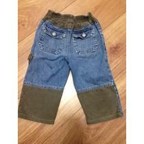 Caça Jeans Infantil Menino Tam. 1 Ano