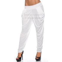 Calça Semi Saruel,calça Feminina,legging,calça Da Moda