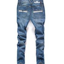 Calça Jeans Adidas By D- Esel Tam 34 Eua Veste 40 No Brasil