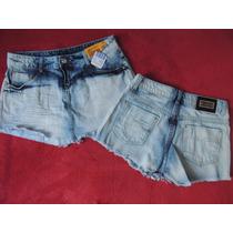Shors Saia Jeans Sawary Coleção 2015