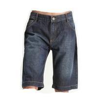 Bermuda Ecko Unltd. Jeans Preto De 179,90 Por 99,90