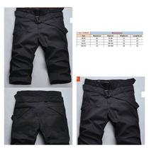 Bermudas Casual Calças Ideal Para Homens Magros
