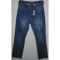 Calça Jeans Regular Mr. Kitsch. Linda, Nova E Original !!!