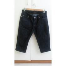 Bermuda Jeans Escuro Zara!!!