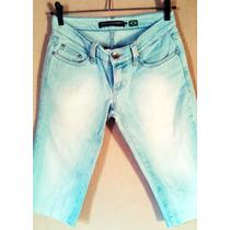 Bermuda Jean Darrot Authentic Jeansewar Comprida Jeans