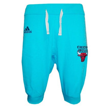 Bermuda Saruel Adidas Chicago Bulls Azul Bb Original