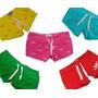 Lindos Shorts Em Moletom Hollister!!!frete Gratuito